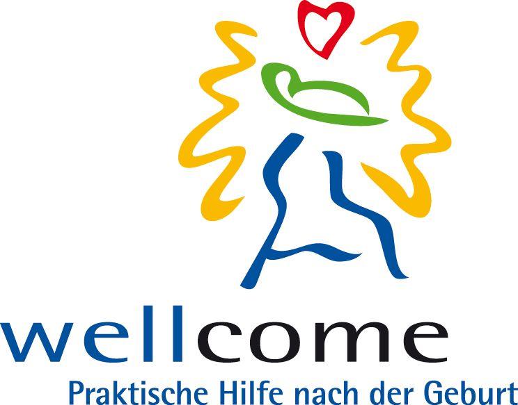 Logo wellcome Projekt